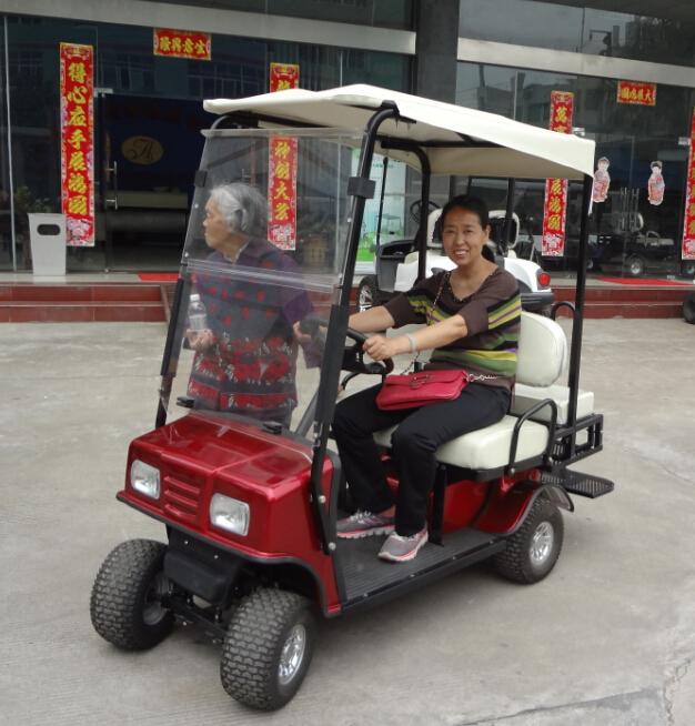 许多   使用过   老年代步电动车   的家庭来说,老年代步电高清图片